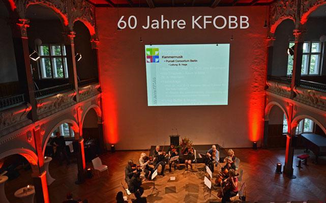 60 Jahre Gesellschaft für Kieferorthopädie von Berlin und Brandenburg e. V.